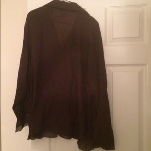 Women's 1X blouse